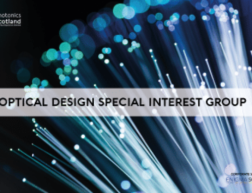 Optical Design Special Interest Group