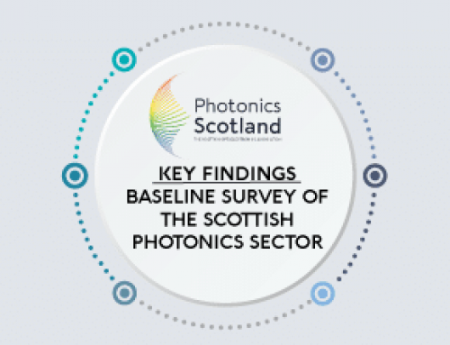 Key findings from Photonics Scotland's baseline survey of the Scottish Photonics sector