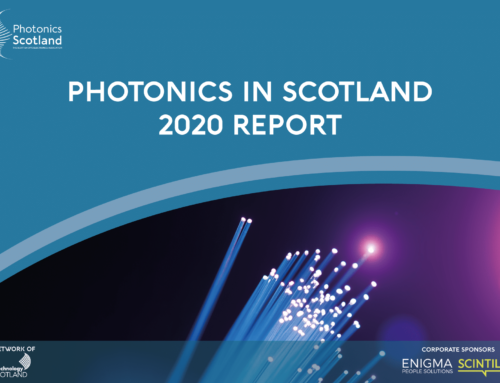 Photonics in Scotland 2020 report now available