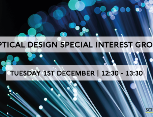 NEW Optical Design Special Interest Group