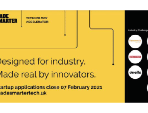 Made Smarter Technology Accelerator – applications now open