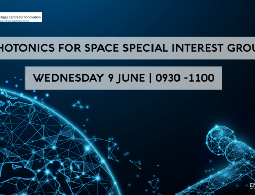 Second meeting of the Photonics for Space Special Interest Group