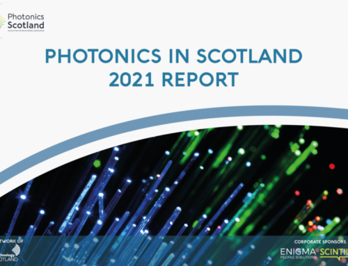 Positive signs for Scotland's photonics sector despite challenging year