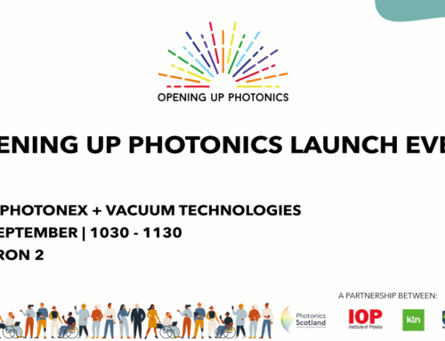 Opening up Photonics – launch event