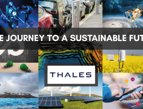 The journey to a sustainable future…with Thales UK