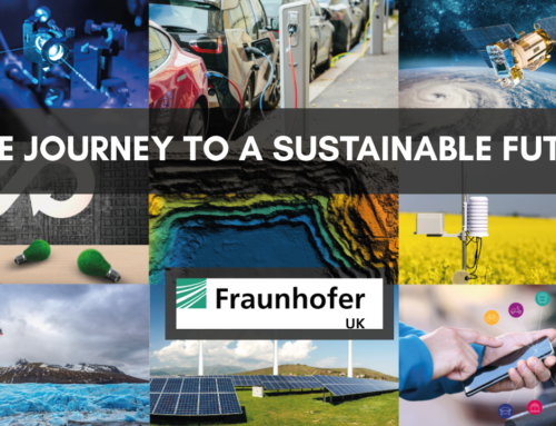 The journey to a sustainable future…with Fraunhofer CAP